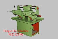 Hinge Slotting Machine