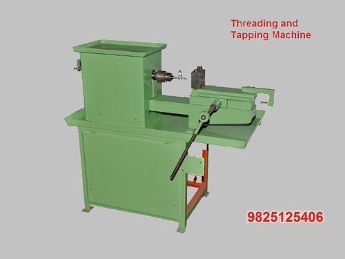 Industrial  Single Head Threading And Tapping Machine