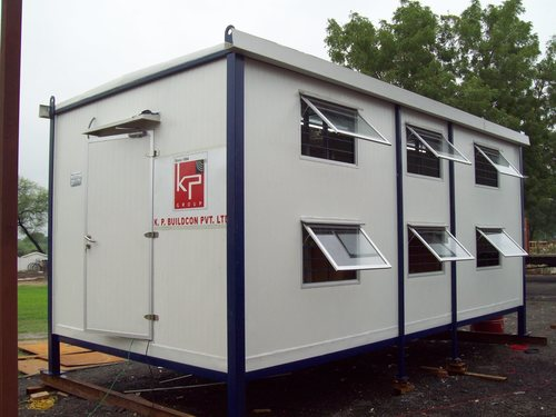 Air Conditioned Bunk House For Construction Site