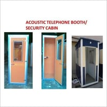 Prefabricated Telephone Booth