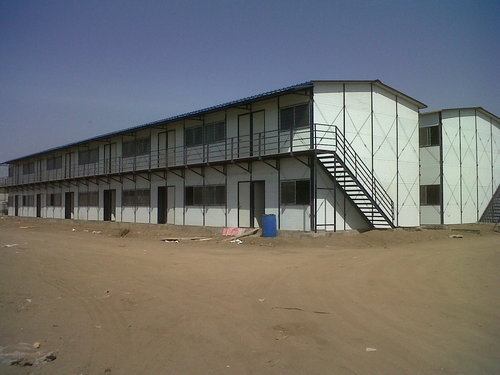 Prefabricated Workers Colony