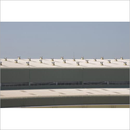 Turbo Roof Ventilating System