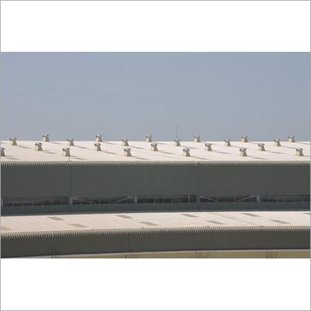 Turbo Roof Ventilating System