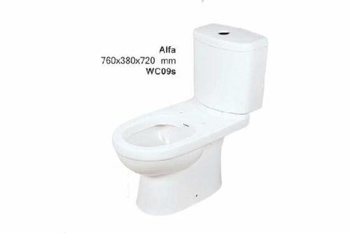 Alfa Ceramic Water Closet