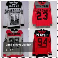 Long Sleeve Jordan T Shirts