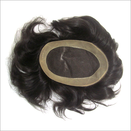 Human Hair Patch