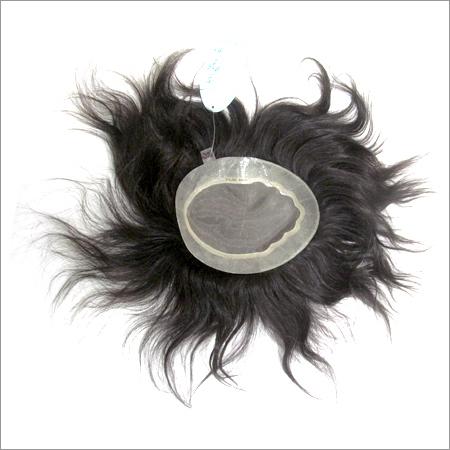 Side Skin Hair Wigs