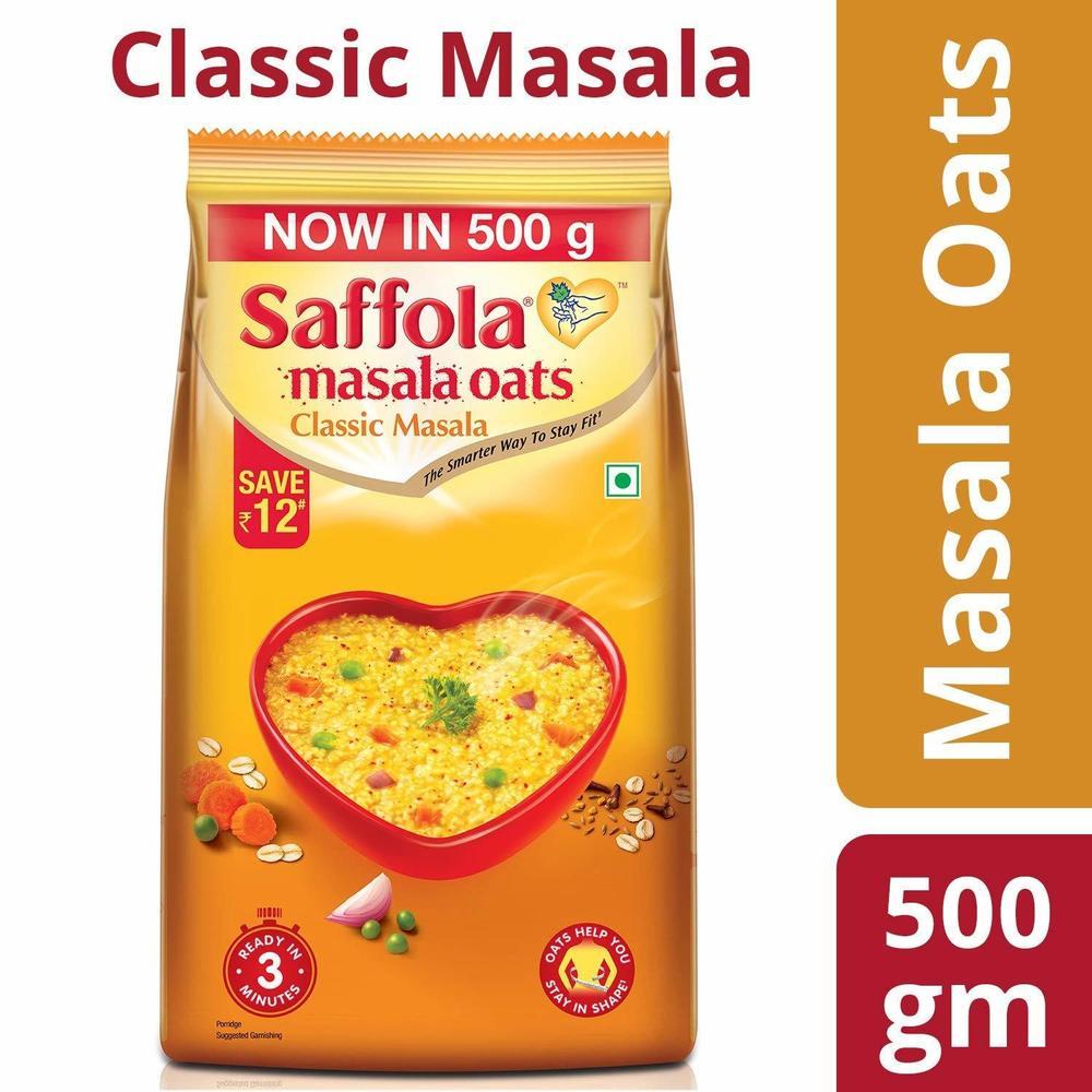 Saffola masala oats