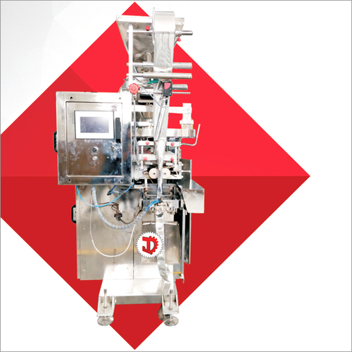 D Motion Type Packaging Machine