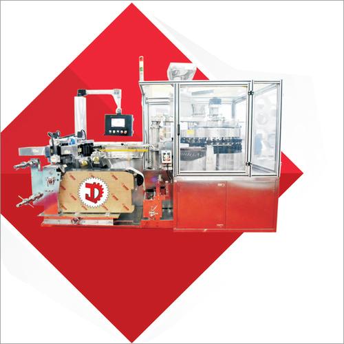 Horizontal Rotary Packaging Machine