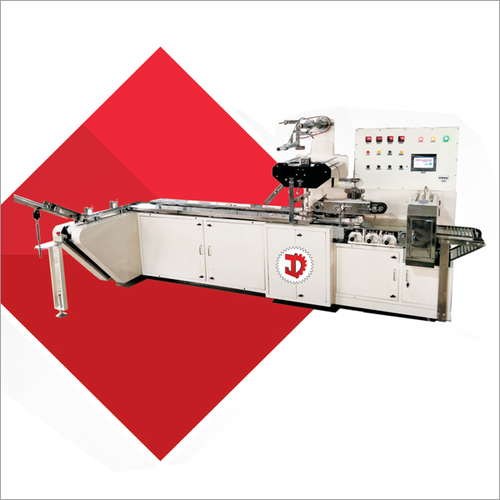 Automatic Family Pack Biscuit Or Rusk Packaging Machine
