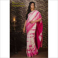 Hand block Pure Cotton Sarees