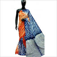 Hand block Ladies Printed Saree