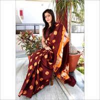 Badhani Printed Cotton Saree