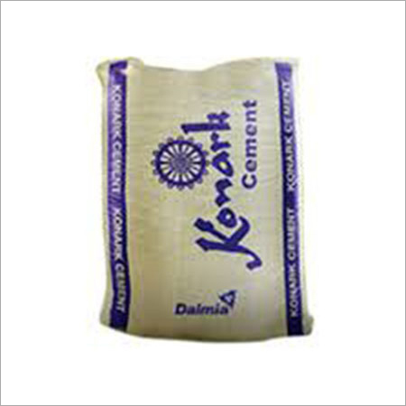 Dalmia Konark Cement Certifications: Is;455;1989