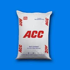 White 50Kg Acc Cement