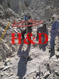 HD-15D Air Top Drive Portable Drilling Rig