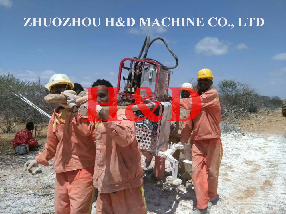 HD-40C Man Portable Drilling Rig