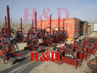 HD-40C人便携式的钻油台