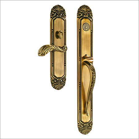Brass Entrance Lock Sets