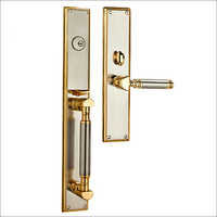 Brass Entrance Door Lock