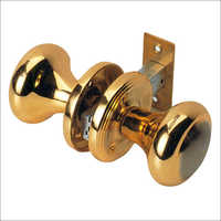 Thin Latch Anna Door Knob