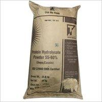 Soya/Casein Protein Hydrolysate Powder 55%-60%