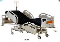 Hi-Low ICU Bed Electric