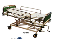 Hi-Low ICU Bed Delux