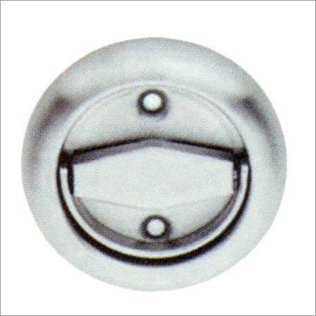 Flush Ring Pull Latchset
