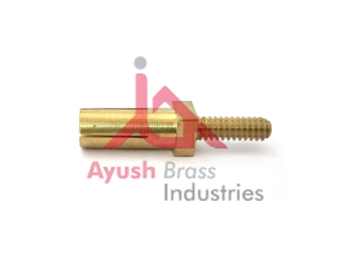 Brass Electrical Contact Pin Connector
