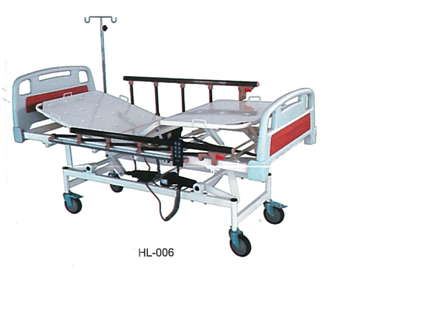 Full Fowler Bed Electric