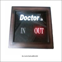 LED Dr. in & out