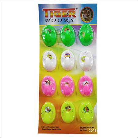 3 Pin Nail Hooks