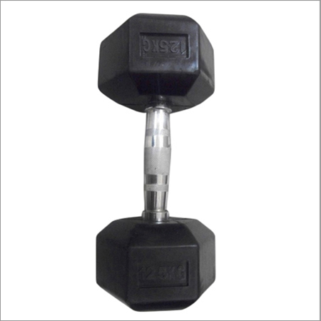 Hexagon Dumbbells