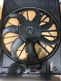 Mercedes Benz cooling fan