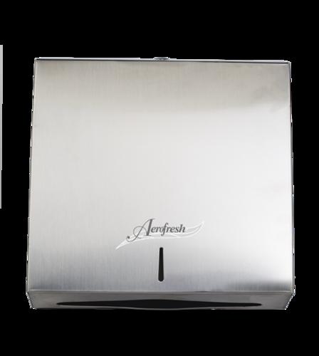 S/Steel C-fold Towel Dispenser