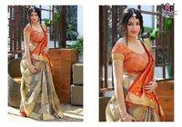 South Indian Designer Silk Sarees