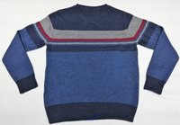 Boy Kid Round Neck Pullover
