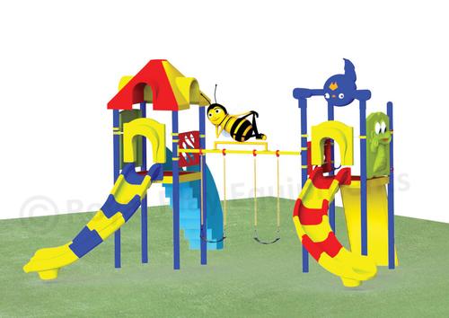 FRP Playground Multi Station