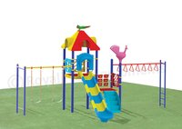 RPE Children Outdoor Play Station