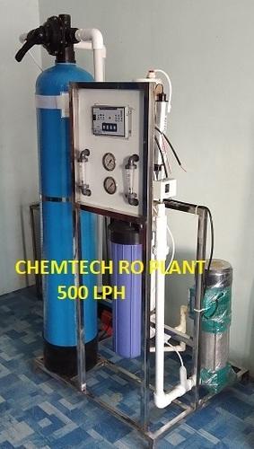 RO Plant 500 LPH
