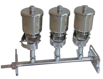 06.729 Filter Holders, Stainless Steel