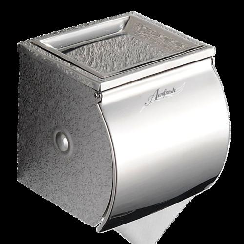 S/Steel Toilet Roll Holder
