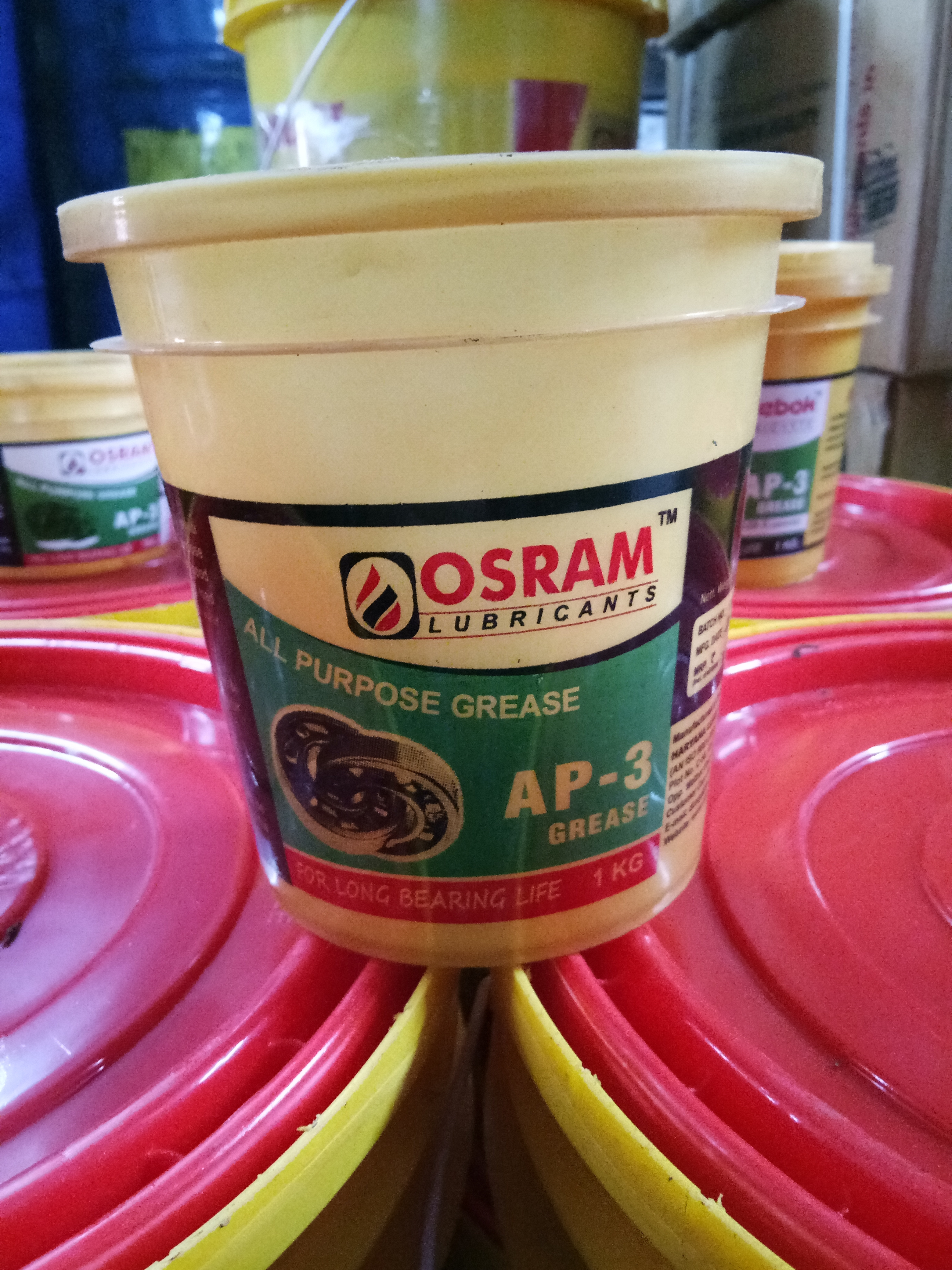 Lubricants Grease