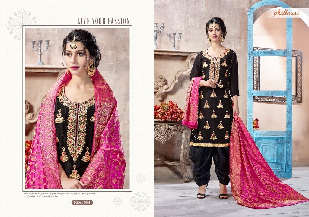 Punjabi Traditional Suits