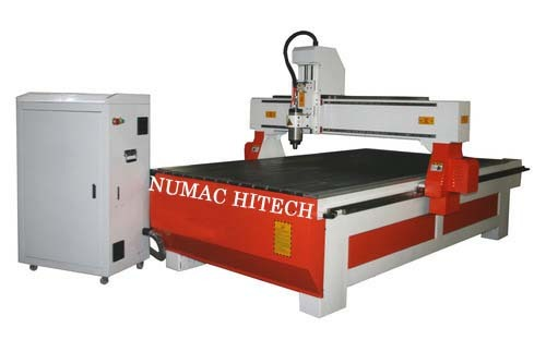 2D and 3D Wood CNC Router Machine