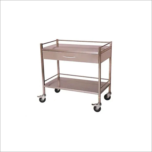 S.S Dressing Trolley