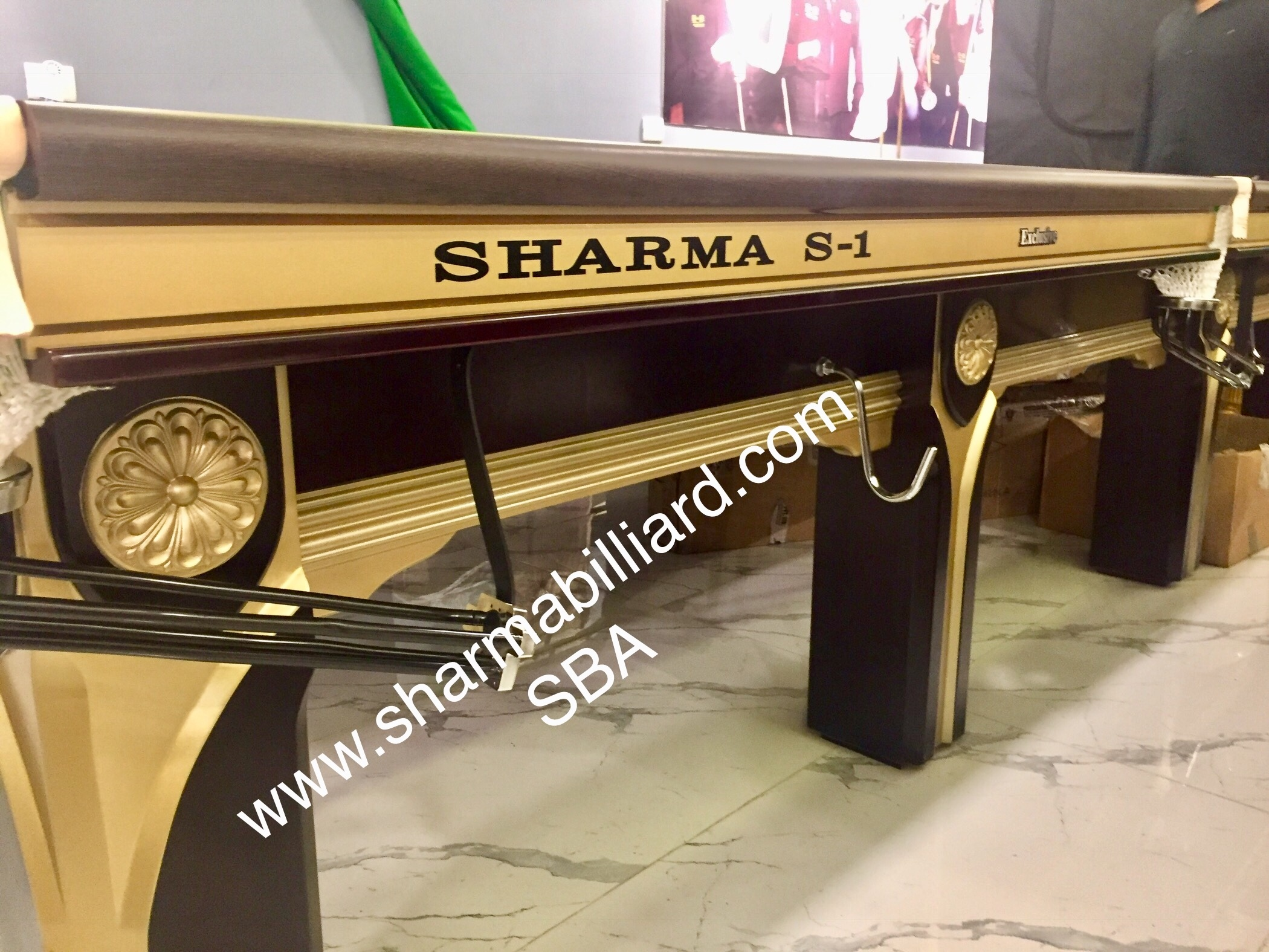 Sharma S-1 Exclusive (BFSI Approved)