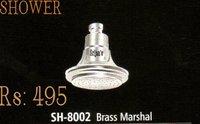 BRASS MARSHAL SHOWER